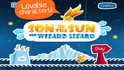 SON of the SUN & WIZARD LIZARD