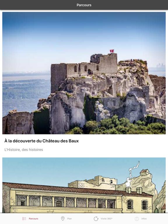 Screenshot #5 pour Château des Baux-de-Provence