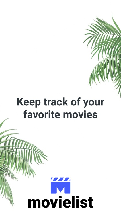 MovieList: Track Your Movies screenshot-4