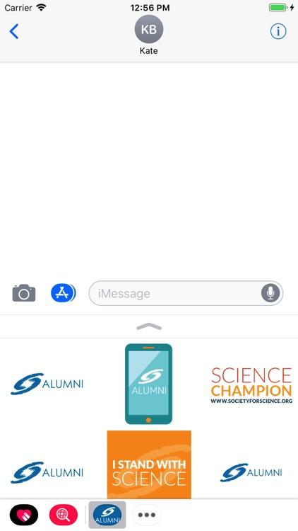 SSP Alumni Stickers