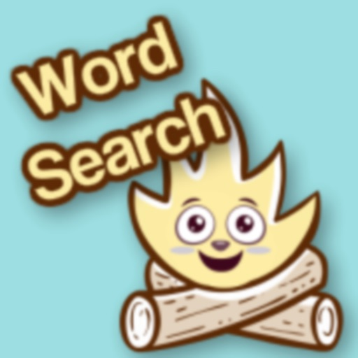 Camping Fun - Word Search free software for iPhone and iPad