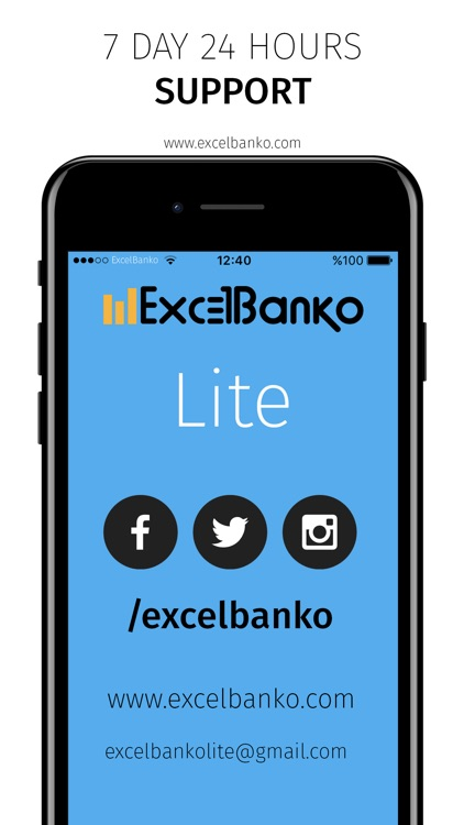 ExcelBanko Lite screenshot-4