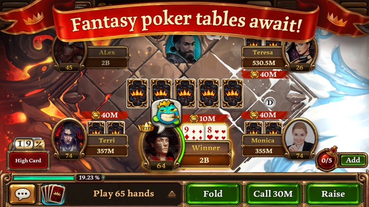 Scatter Holdem Poker screenshot-2