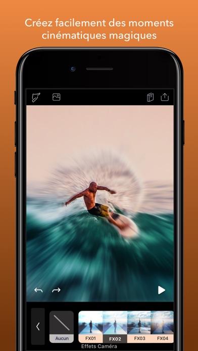 Screenshot for Enlight Pixaloop in Lebanon App Store
