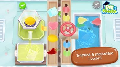 Screenshot of Dr Panda Fabbrica di Caramelle2