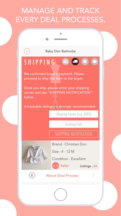 ENVIE - Buy&Sell Kids Fashion screenshot-3
