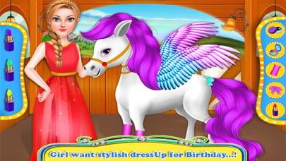 Magical Princess Pony Horse screenshot one