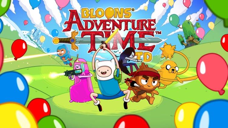 Bloons Adventure Time TD screenshot-6