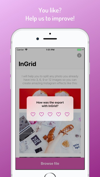 InGrid for Instagram screenshot-5