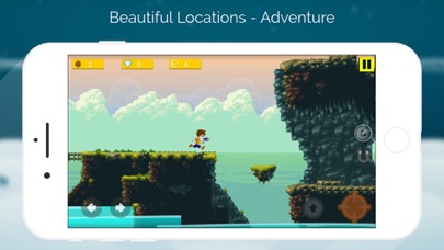 Image of Super Boy Journey for iPhone