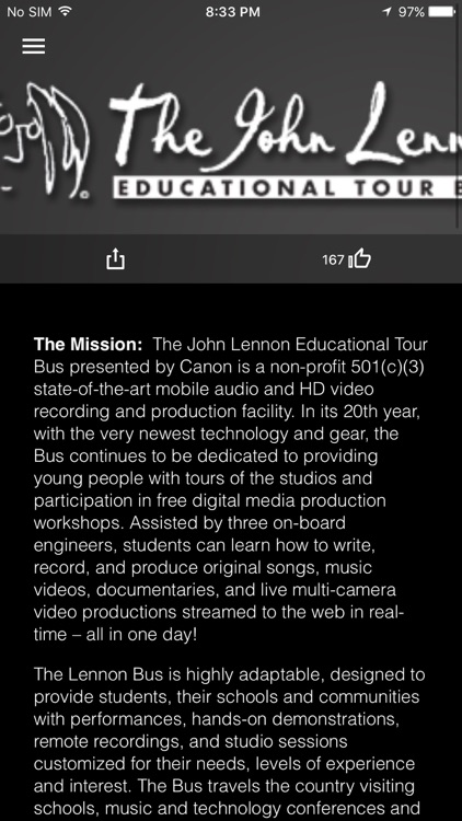 John Lennon Tour Bus screenshot-4