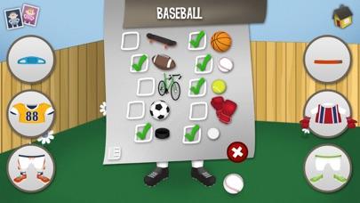 Swapsies Sports Screenshots