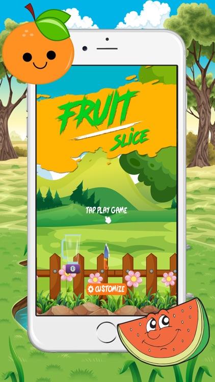 Tap Fruit Slice screenshot-0
