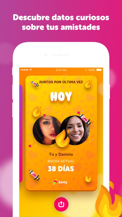 Screenshot for Zenly - Best Friends Only in Mexico App Store