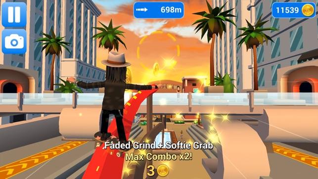 Faily Skater Screenshot