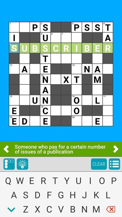 Crosswords 4 Casual