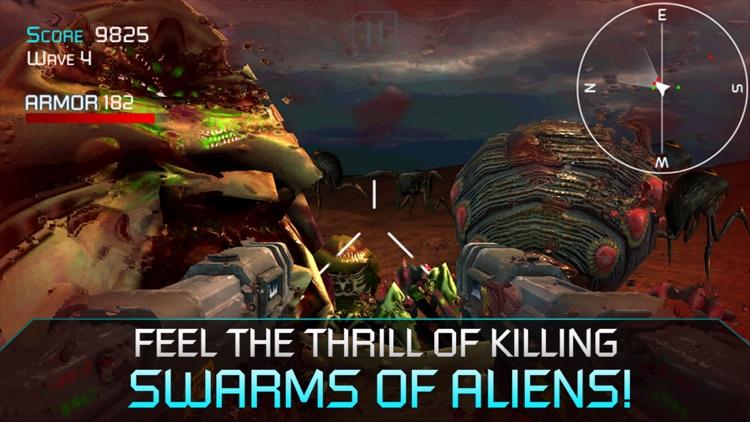 Space War TD Ⅱ screenshot-3