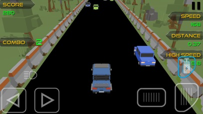 Zombies Do Race! screenshot two