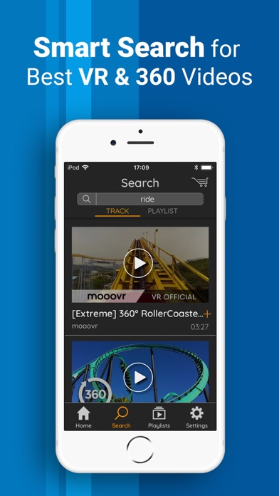 Download VR – Tube : 3D & 360 Videos for Pc