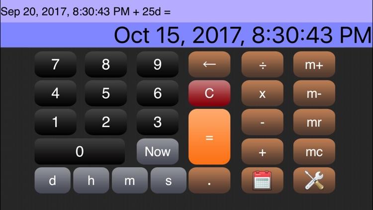 Time Calculator* screenshot-3