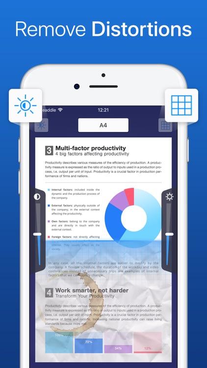 Scanner Pro screenshot-3