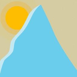 Mountain Peak Meditation Timer
