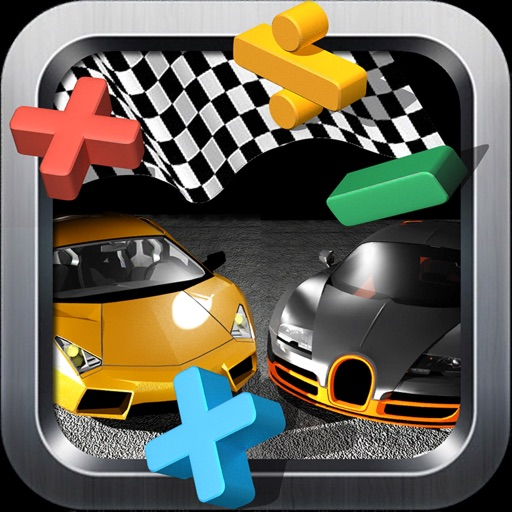 Math Racer Game