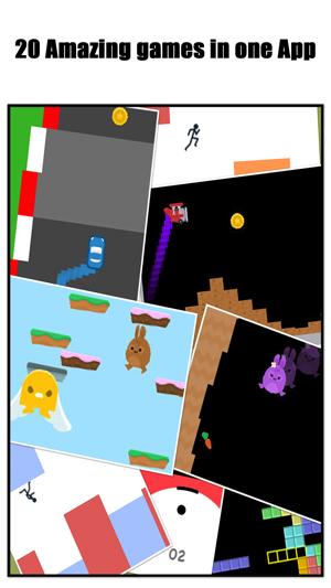 Mini Watch Games 20-in-1 4+
