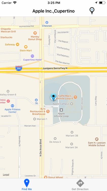 MAPS  -  Maps & GPS Navigation