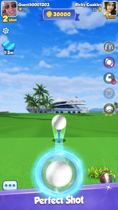 Golf Rival screenshot 3