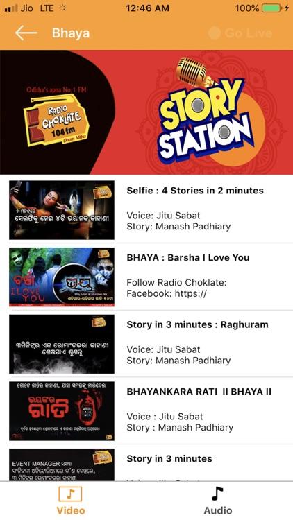 Radio Choklate 104 FM screenshot-5