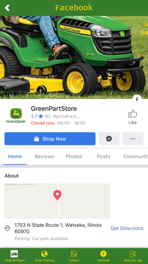 Greenpartstore John Deere Parts And More Parts For >> Welcome To Greenpartstore Com A Division Of Ahw Llc John