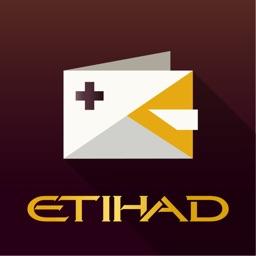 Etihad Guest walletplus™ app