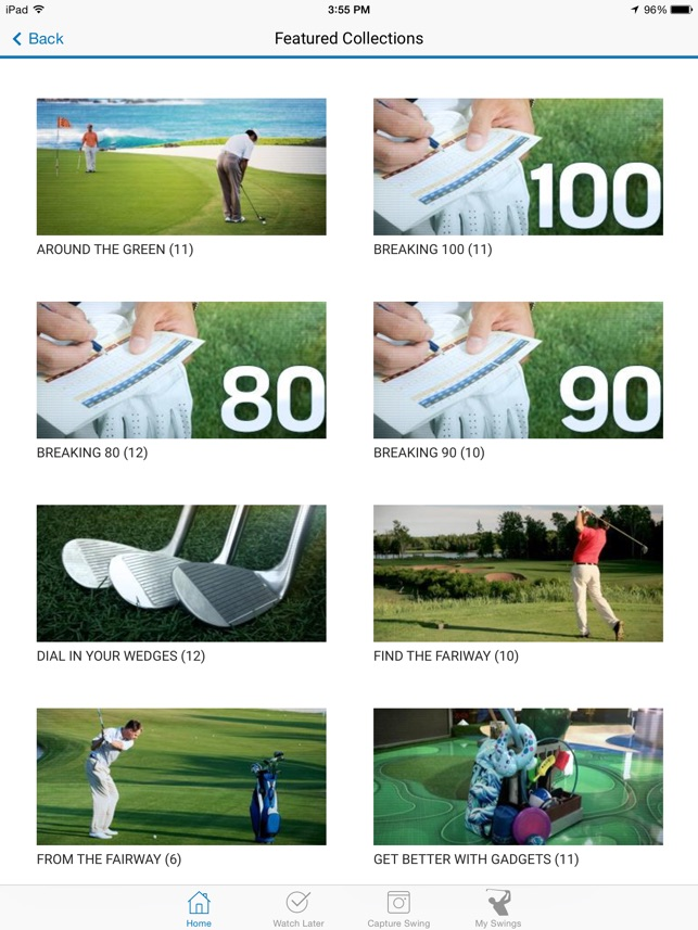 Golf Channel Academy On The App Store