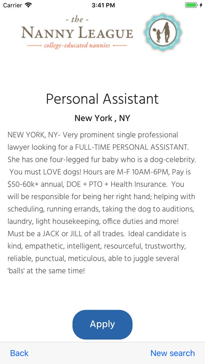 Job Search - Simply Hired Screenshot