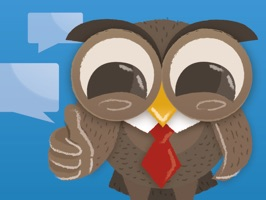 We present you the stickers Cute Owls