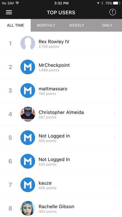 Mr. Checkpoint screenshot-3