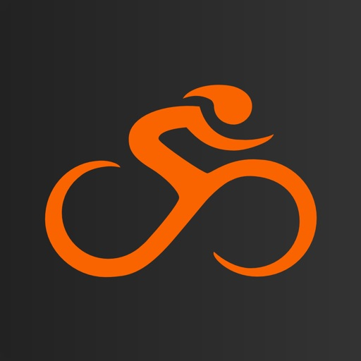 Ride with GPS - Bike Computer application logo