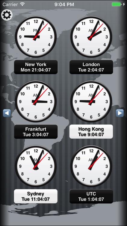 News Clocks