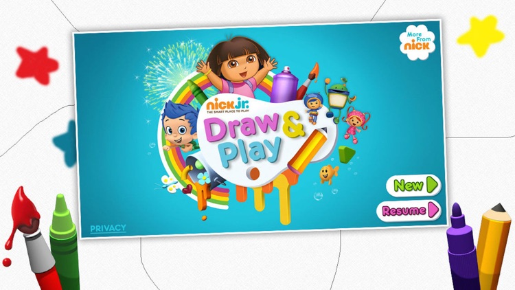 Nick Jr Draw & Play screenshot-3