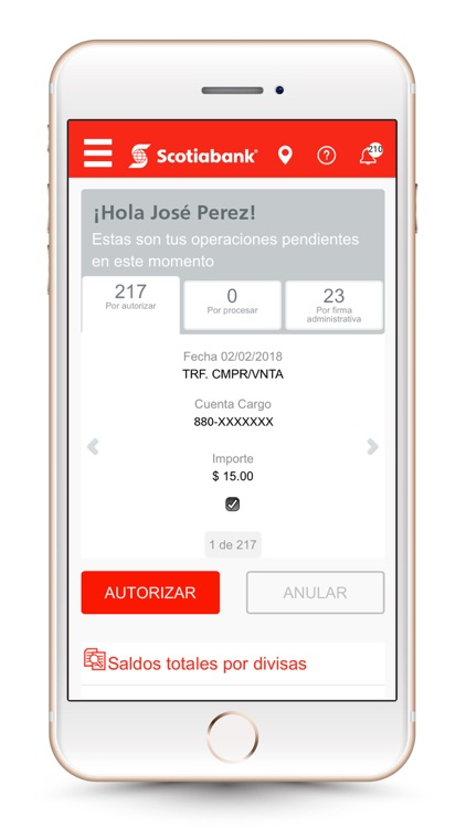 Telebanking móvil - Scotiabank by Scotiabank Perú