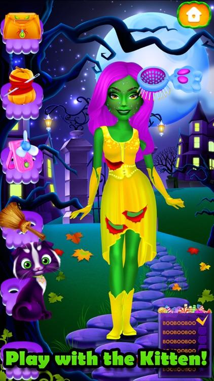 Halloween Makeover Simulator screenshot-8