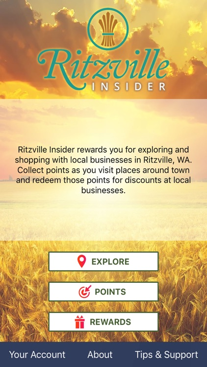 Ritzville Insider