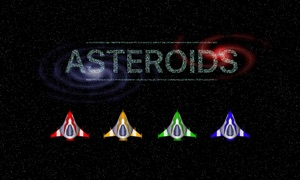 Asteroids: Multiplayer Arcade Party