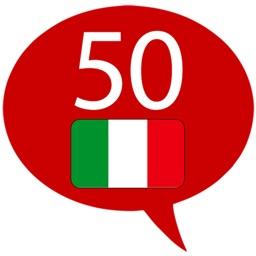 Learn Italian – 50 languages