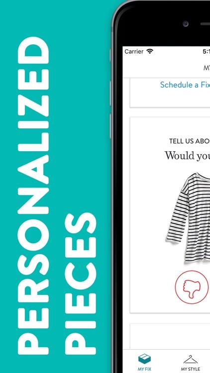 Stitch Fix: Your Fashion Style screenshot-0