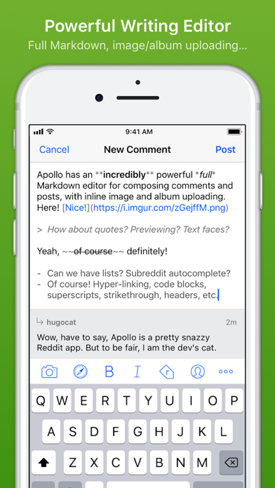 download Apollo for Reddit apps 4