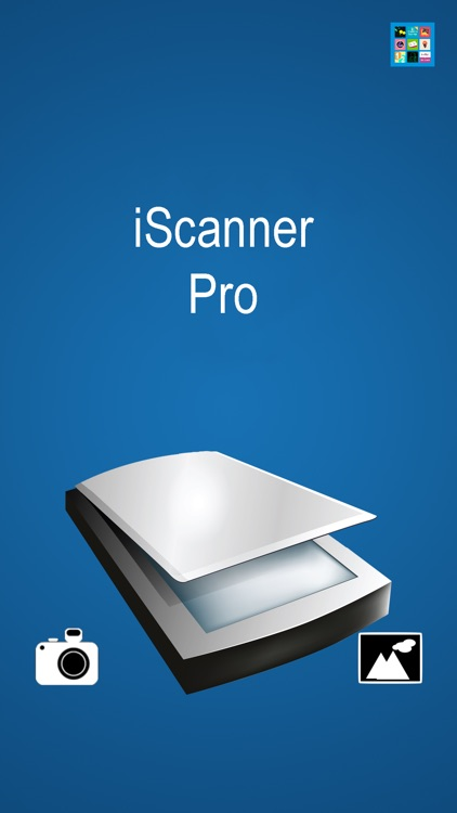 iScanner Pro - HD PDF scanner screenshot-0