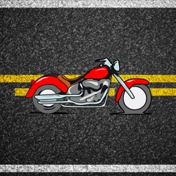 Motorcycle Stickers: Buckle Up