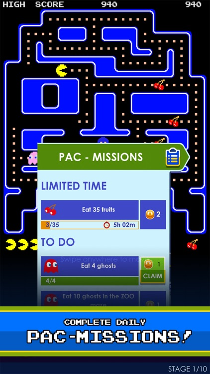 PAC-MAN Premium screenshot-1